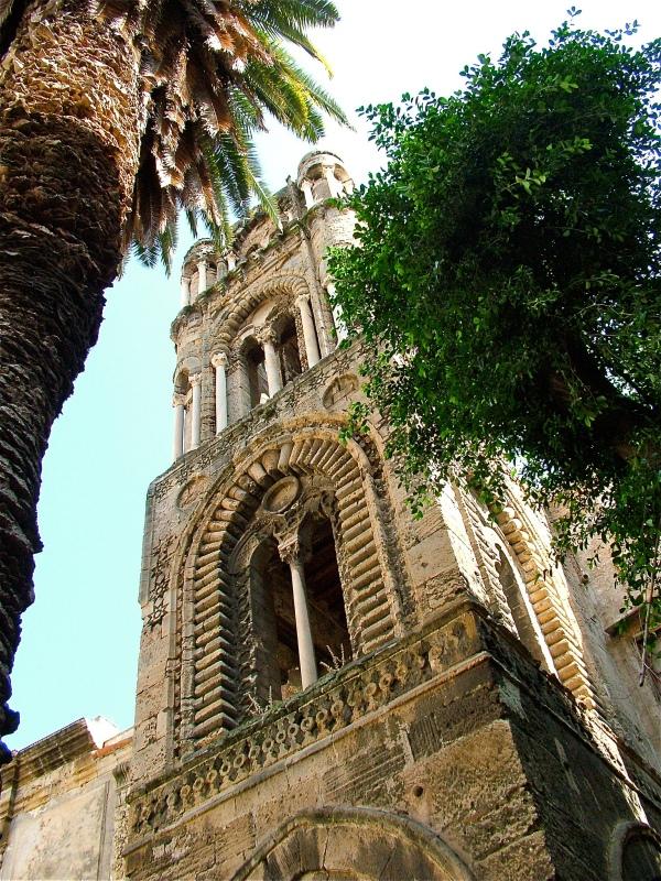 Il campanile della Martorana: com'era  di costagar51