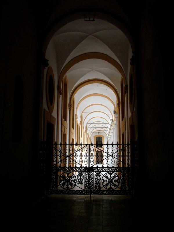luce oltre il cancello... di costagar51