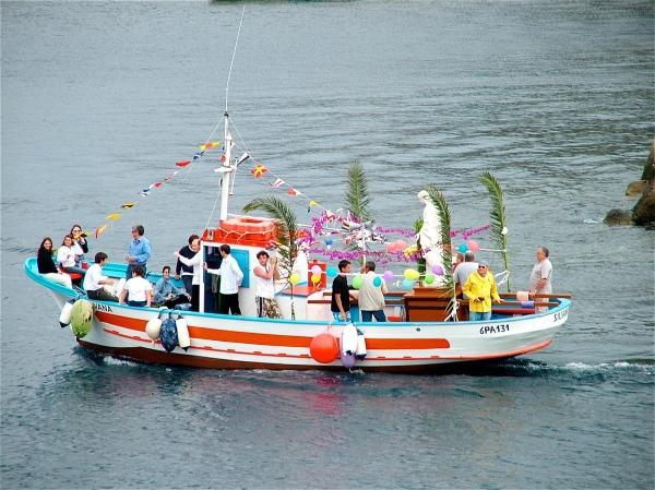 Ustica: la Madonna dei Pescatori!  di costagar51