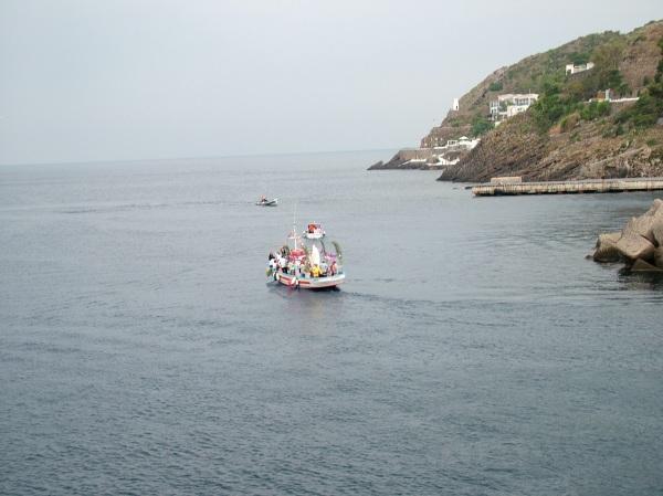 Ustica processione in mare 3 di costagar51