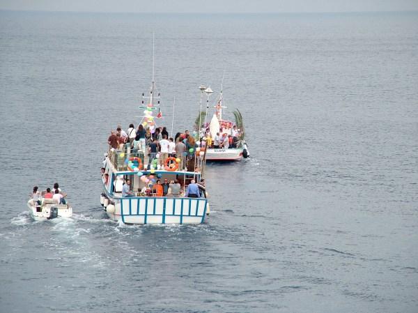 Ustica: processione in mare 4 di costagar51