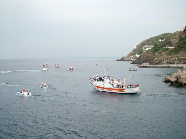 Ustica:processione in mare 5 di costagar51