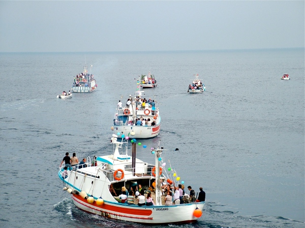 Ustica: processione in mare 6 di costagar51
