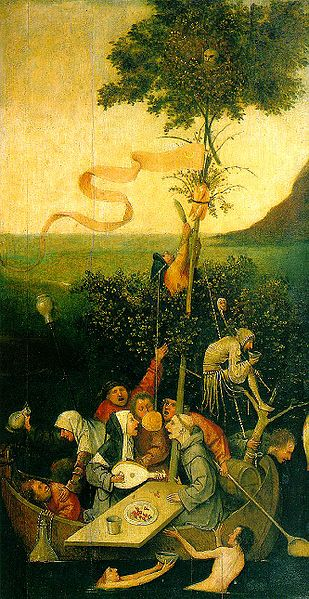 La Nave dei Folli, J. Bosch