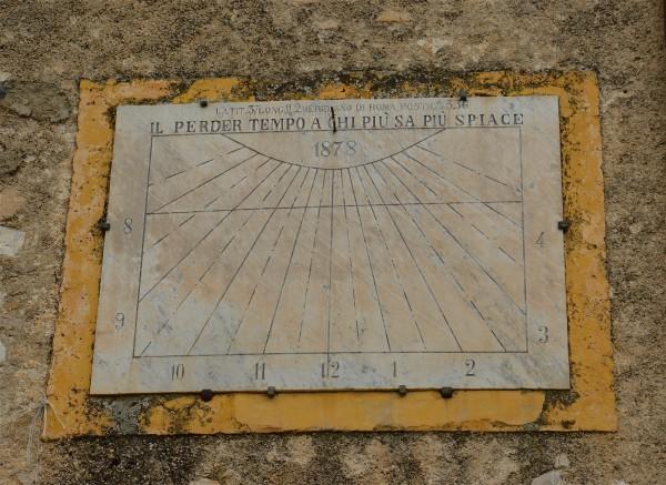 Meridiana a Palazzo Adriano di costagar51