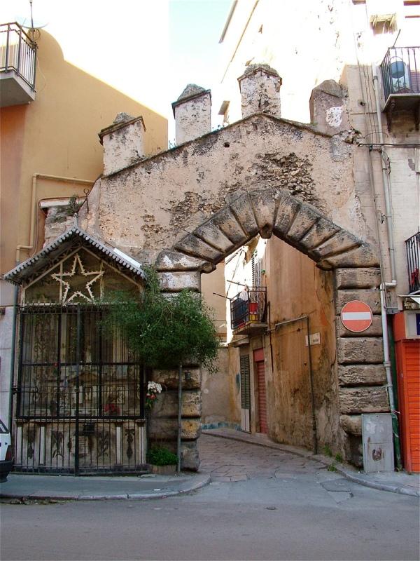 Arco del Baglio dei Crociferi  di costagar51