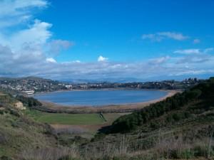 Il Lago di Pergusa in un'immagine tratta dal web