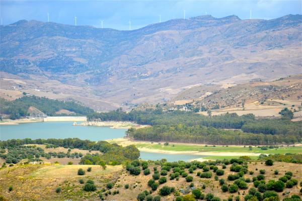 Vista sul lago Pozzillo di costagar51