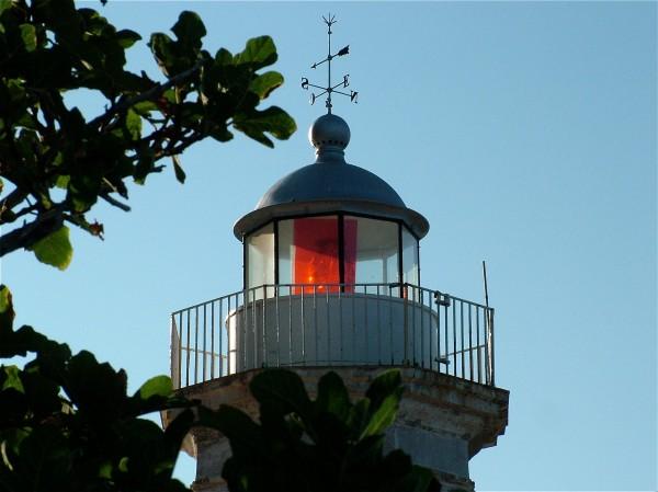 La lanterna del faro di Capo Zafferano di costagar51