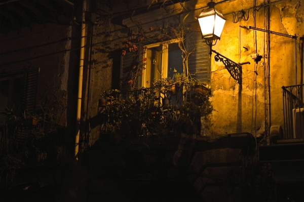 Balcone fiorito sul Cassaro di costagar51
