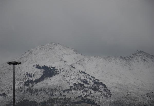 Neve su Monte Cuccio di costagar51
