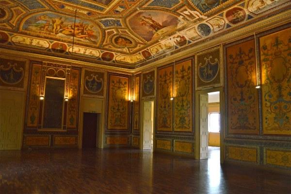 Villa Airoldi: salone da ballo di costagar51