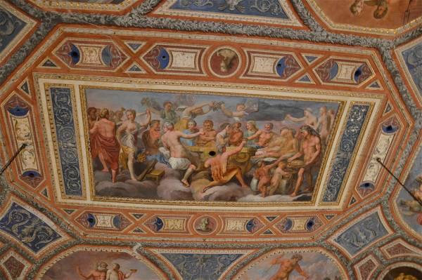 """Villa Airoldi: """"Il concilio degli dei"""" di costagar51"""