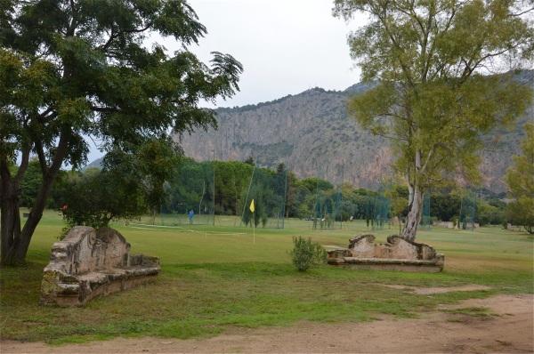 Villa Airoldi: campo da golf di costagar51
