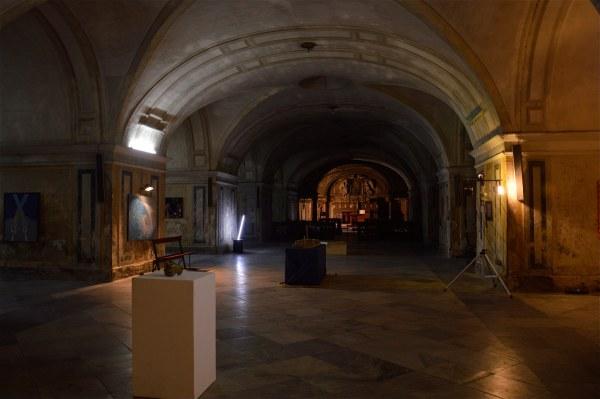 Chiesa ipogea della Madonna della Provvidenza in San Giuseppe dei Teatini di costagar51