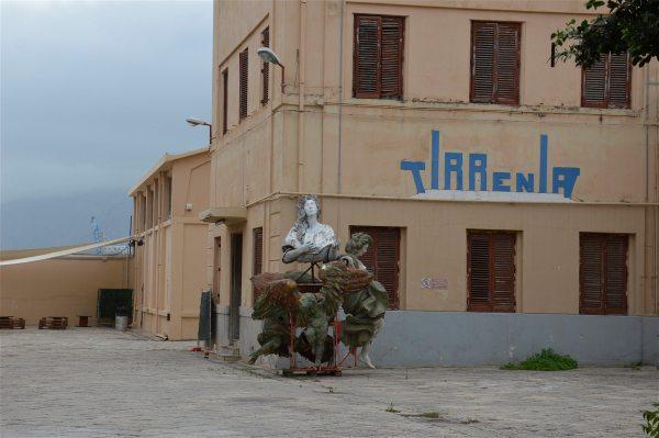 """""""Dock 7"""" - ex magazzini della Tirrenia di costagar51"""